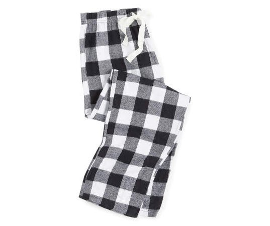 black and white flannel pants transparent - Google Search