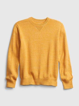 Kids Crewneck Sweater | Gap