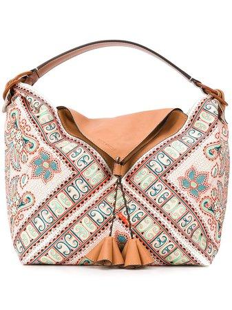 Etro Embroidered Shoulder Bag Ss20   Farfetch.com