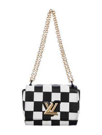 Louis Vuitton 2017 Epi Checkered Twist MM - Handbags - LOU148650 | The RealReal