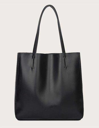 shein black bag