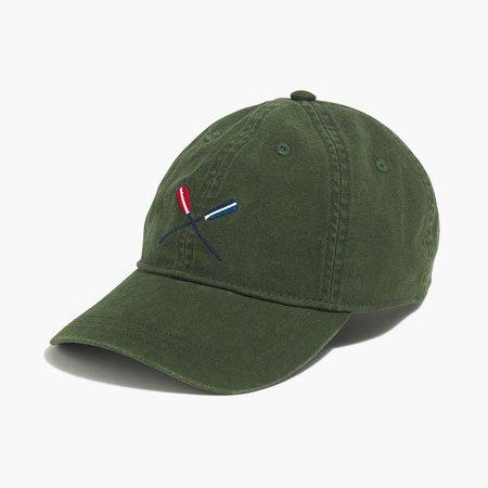 Oars logo baseball cap