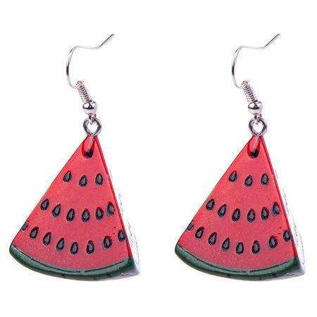 Slice Of Nice Earrings - Jewellery - Accessories | Irregular Choice