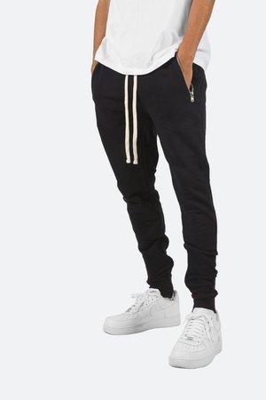 sweatpants-black