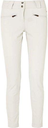 Perfect Moment - Aurora Skinny Ski Pants - White
