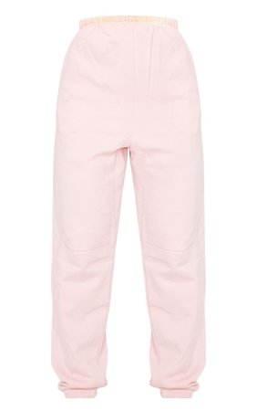 Pink Sweat Pant Joggers | Trousers | PrettyLittleThing USA