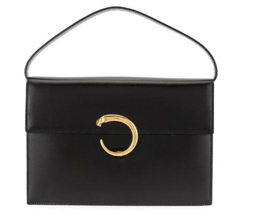 Cartier Panther 2-way handbag