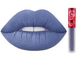 lime crime matte lipstick blue - Google Search