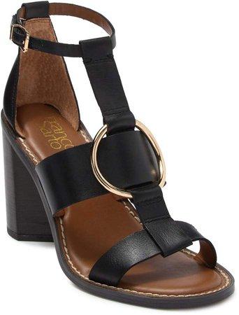 Dandelion Strappy Leather Sandal