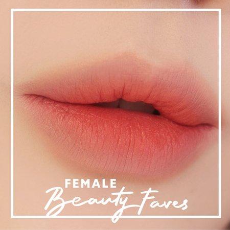 Korean Lip Gradient