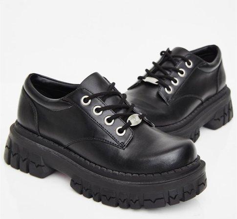 Delias Oxford shoes