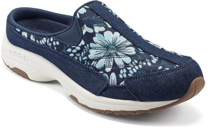 Traveltime Floral Slip-On Sneaker