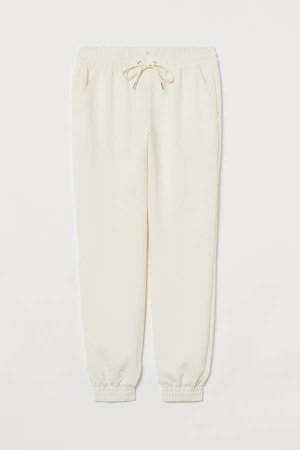 Pull-on Pants - White