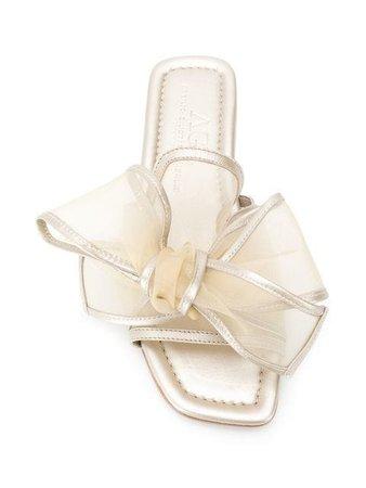 Agl Bow Tie Sandals - Farfetch