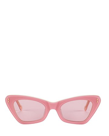 Zimmermann | Tallow Cat Eye Sunglasses | INTERMIX®