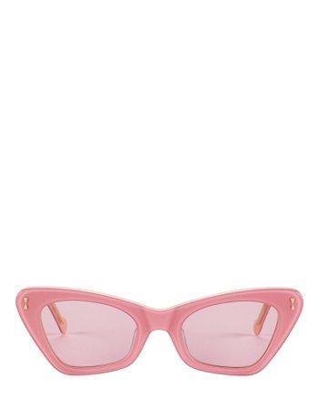 Zimmermann | Tallow Cat Eye Sunglasses | INTERMIX®