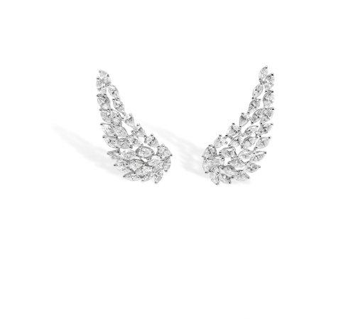 MESSIKA Paris - Angel Earrings - Earrings