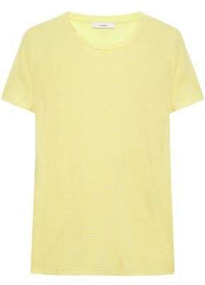 Striped Supima Cotton-jersey T-shirt
