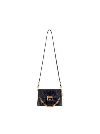 Small Gv3 Calf Leather Bag/cocca