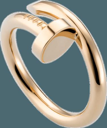 CRB4092500 - Juste un Clou ring - Pink gold - Cartier
