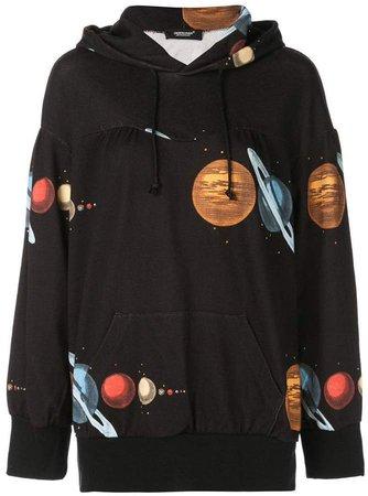 space print hoodie