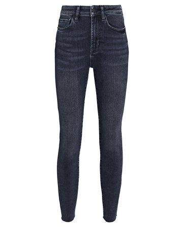 Rails Larchmont High-Rise Skinny Jeans | INTERMIX®
