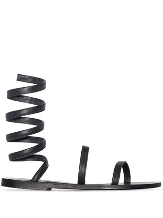 Ancient Greek Sandals Ofis ankle-wrap Sandals - Farfetch