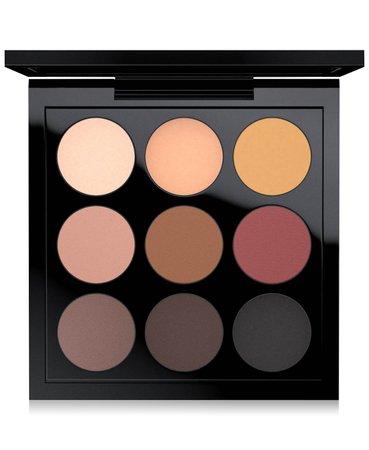 6 Eyeshadow Palette MAC x 9 Eye Shadow Palettes & Reviews - Makeup - Beauty - Macy's