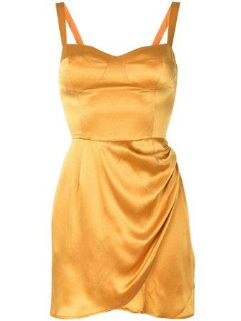 Reformation Fonda Mini Dress - Farfetch