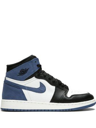 Teen Air Jordan 1 Retro High Og Bg Sneakers Ss20 | Farfetch.com