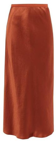 Leisure - Alessio Skirt - Womens - Dark Orange