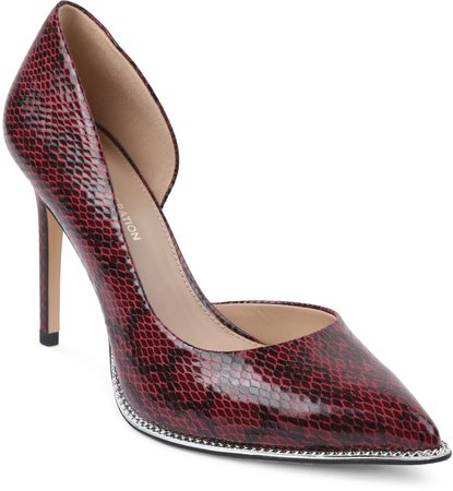 Harnoy Point Toe Pump