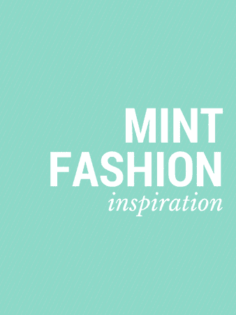 mint fashion text - Google Search