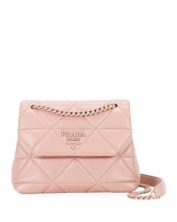 Prada Small Spectrum Shoulder Bag | Neiman Marcus