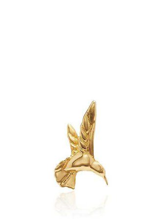 Brent Neale | Mini Hummingbird Left Earring | FIVESTORY.COM – Fivestory New York