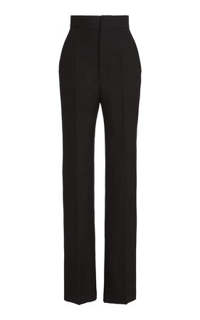 Haider Ackermann High Waist Trousers