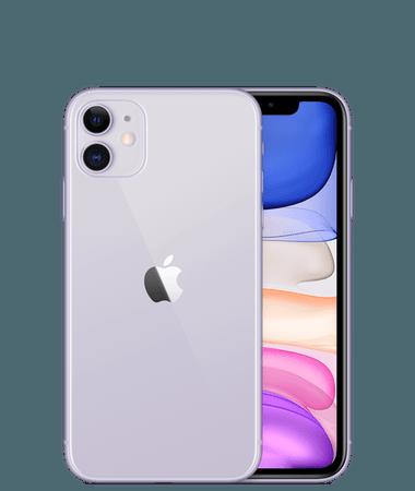 iPhone 11 128GB Purple - Apple