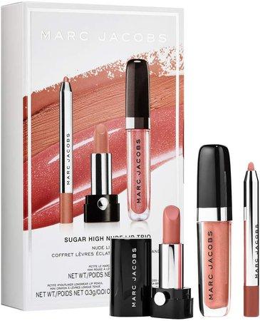Beauty - Sugar High Nude Lip Trio