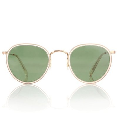 MP-2 rounded sunglasses