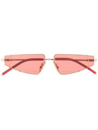 Fendi Eyewear cat eye sunglasses
