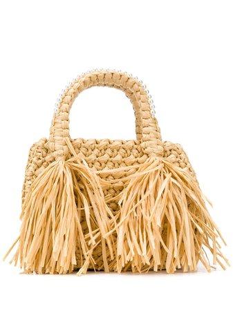 Simone Rocha Braided Tote Bag Ss20 | Farfetch.com