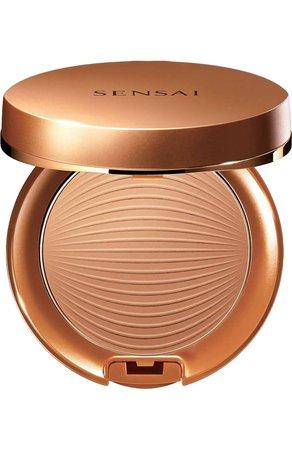 Солнцезащитная пудра SPF30 с содержанием нано-частиц, оттенок SC01 SENSAI для женщин — купить за 3430 руб. в интернет-магазине ЦУМ, арт. 90279
