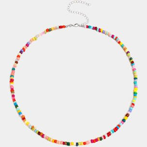 indie necklace beads - Google Search