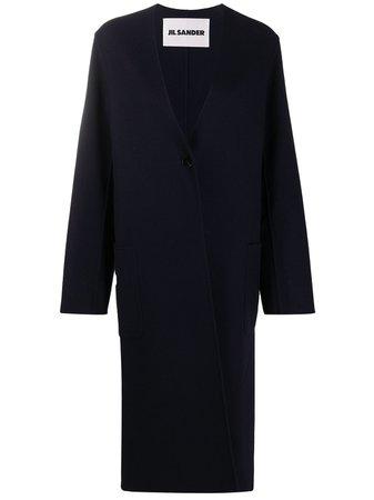 Jil Sander Cashmere Oversized Cardigan Coat - Farfetch