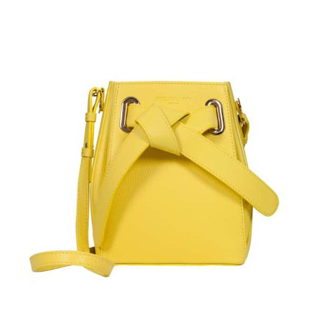 Avenida mini yellow bag at wolf and badger
