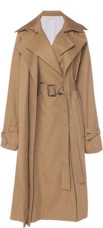 Boyarovskaya Waterproof Trench Coat Size: XS
