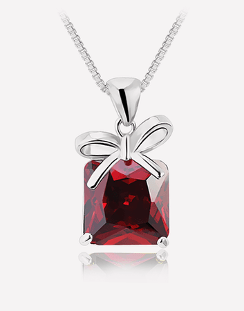 Buy Crystal Necklace Online – Pendant Crystal Necklace New Collections 2018 – OFLARA