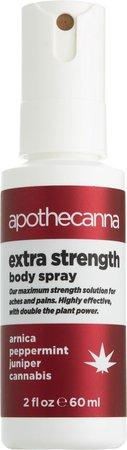 Extra Strength CBD Body Spray