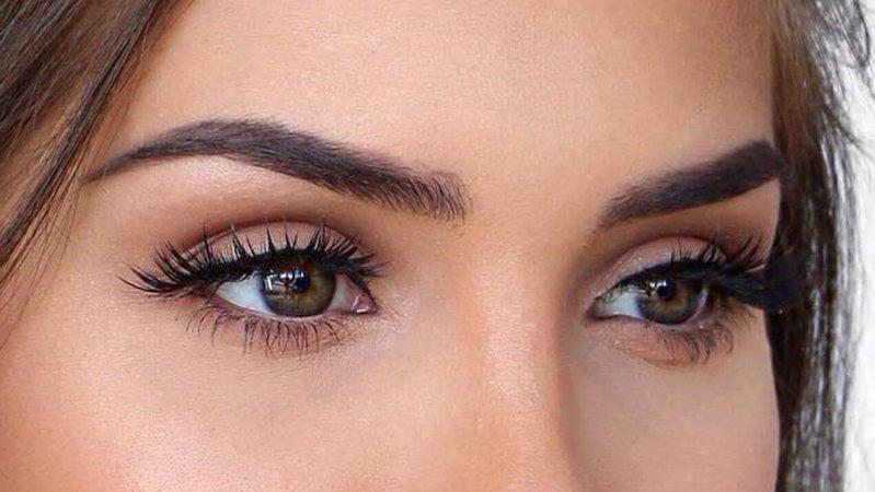 natural eye look