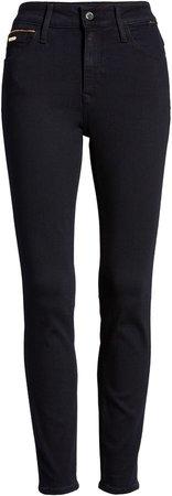 Jean Tess High Waist Ankle Skinny Jeans